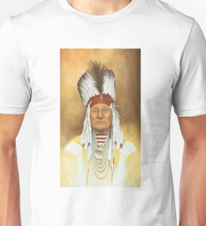 The Old War Chief Unisex T-Shirt
