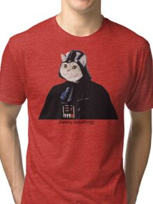 Heavy Breathing Tri-blend T-Shirt