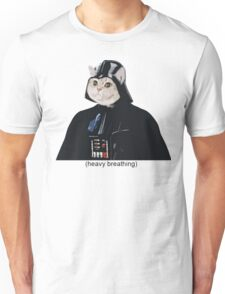 Heavy Breathing Unisex T-Shirt