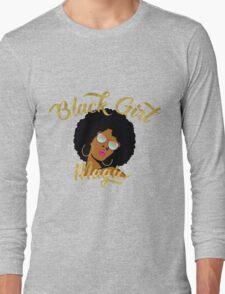 Black Girl Magic Graphic Long Sleeve T-Shirt
