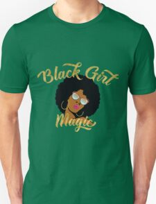 Black Girl Magic Graphic Unisex T-Shirt