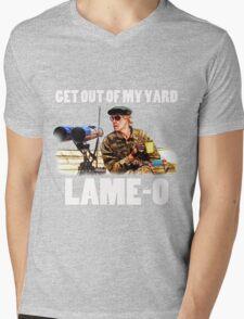 Rumsfield- the burbs Mens V-Neck T-Shirt