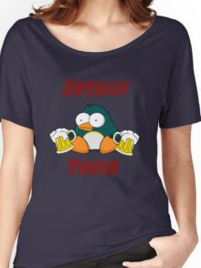 SOTALLY TOBER (Totally Sober) Women's Relaxed Fit T-Shirt