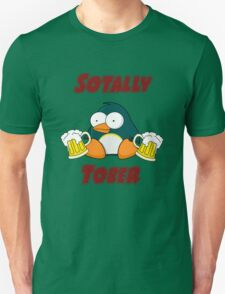 SOTALLY TOBER (Totally Sober) Unisex T-Shirt