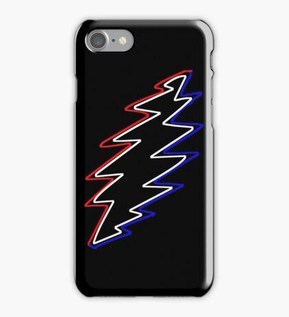 Grateful Dead Bolt iPhone Case/Skin