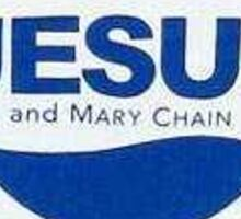 Jesus & Mary Chain Sticker