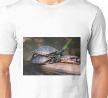 Condo Living -- Turtle Style Unisex T-Shirt