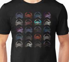 Cosmic Crabs Unisex T-Shirt