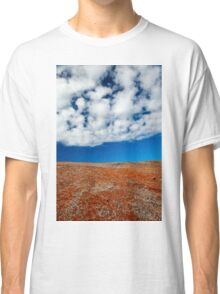 Red, White and Blue - Bay of Fires, Tasmania Classic T-Shirt