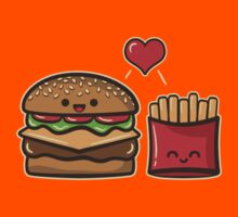 Burger and Fries Kids Clothes