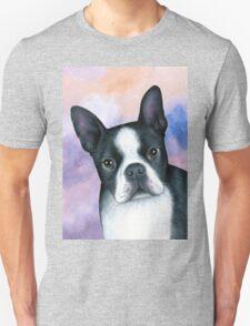 Dog 128 Boston Terrier T-Shirt