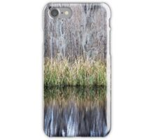 Swamp Reflection iPhone Case/Skin