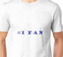 #1 Fan Unisex T-Shirt