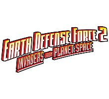earth defense force 2 invaders from planet space Photographic Print