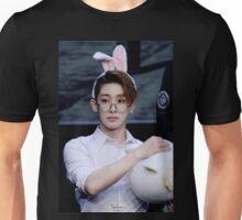 Bunny eared wonho Unisex T-Shirt