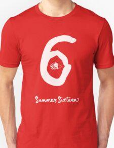 Summer sixteen - white T-Shirt