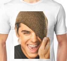 Handsome Zac Efron 4 Unisex T-Shirt