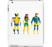 Mutants in Bits iPad Case/Skin
