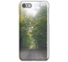 A Perfect Way to Fall iPhone Case/Skin