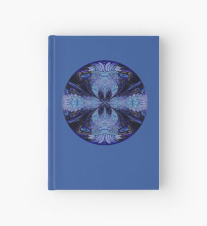 The Deep Blue Hardcover Journal