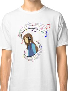 The Color of Music Classic T-Shirt
