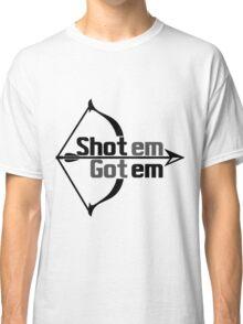 shot em Classic T-Shirt