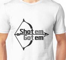shot em Unisex T-Shirt