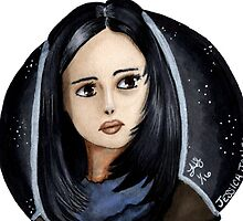 Jessica Jones Antihero by designedbylaura