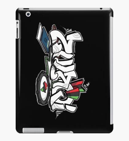 @Zulaqi iPad Case/Skin