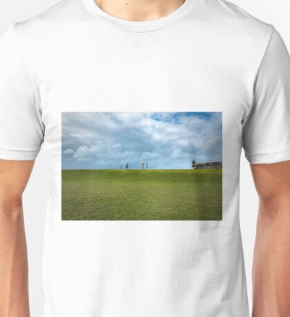 Out for a Walk Unisex T-Shirt