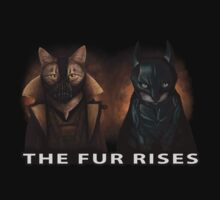 The Fur Rises One Piece - Long Sleeve