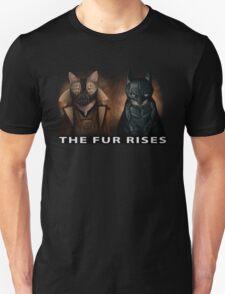 The Fur Rises Unisex T-Shirt