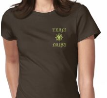 Team Daisy Womens Fitted T-Shirt