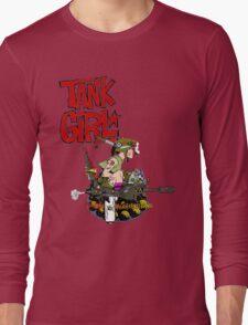 Tank this... Long Sleeve T-Shirt