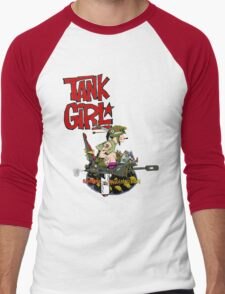 Tank this... Men's Baseball ¾ T-Shirt