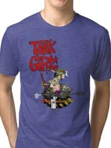 Tank this... Tri-blend T-Shirt