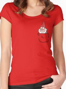 Gravity Falls Women's Fitted Scoop T-Shirt