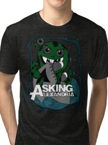 Asking Alexandria Tri-blend T-Shirt