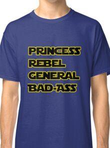 Princess Leia: A Summary Classic T-Shirt