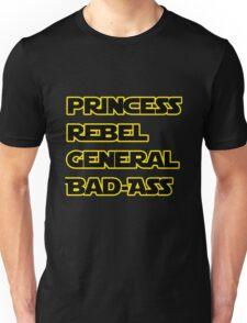 Princess Leia: A Summary Unisex T-Shirt