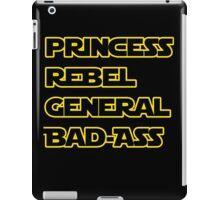 Princess Leia: A Summary iPad Case/Skin