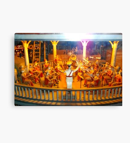 Strike Up The Band! Canvas Print