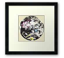 Air / Traffic / Control & The Sky  Framed Print