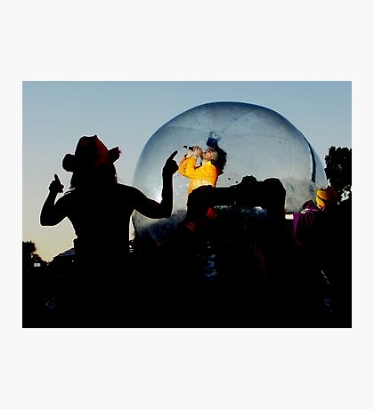 Flaming Lips Photographic Print