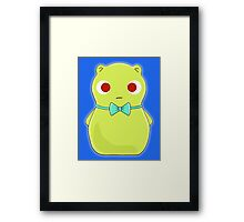 Better Ode to Kuchi Framed Print