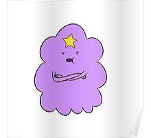 Lumpy Space Princess Poster