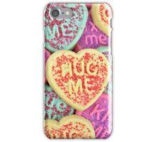 Valentine Heart Cookie iPhone Case/Skin