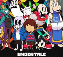 Undertale - All characters Sticker