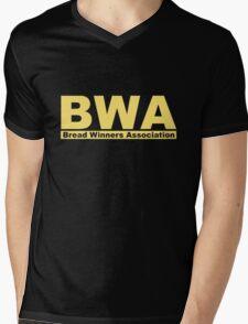 Bread Winners Association Kevin Gates Mens V-Neck T-Shirt