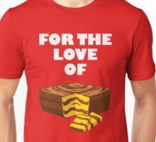 Love Mom's Cakes Unisex T-Shirt